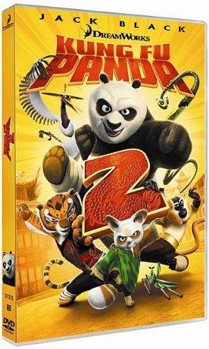 Dvd Movie Kung Fu Panda 2 Very Good Condition Ebay